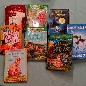 Children's books bundle (choose your bundle)